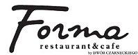 Logo - restauracja Forma | Białystok